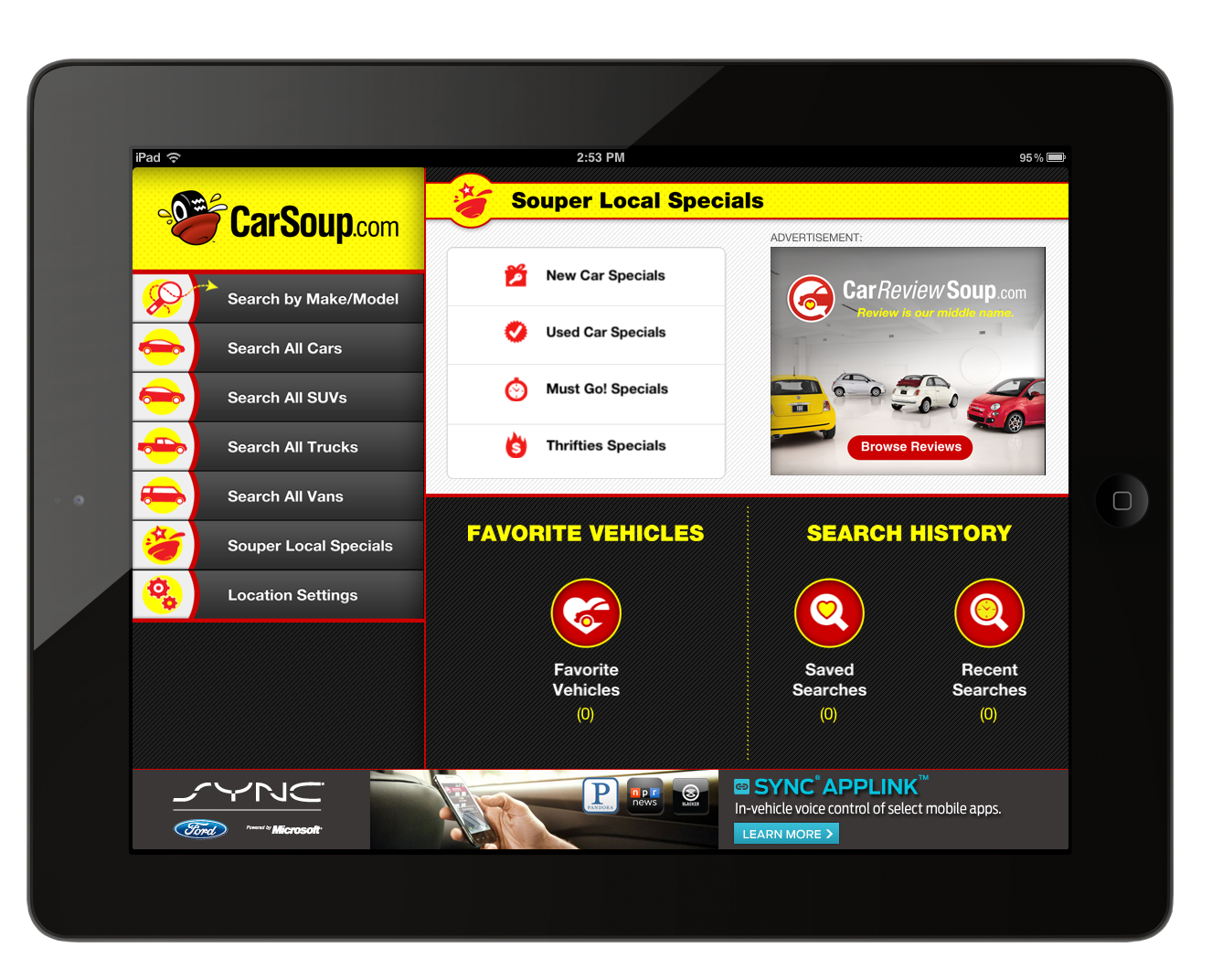 carsoup overview