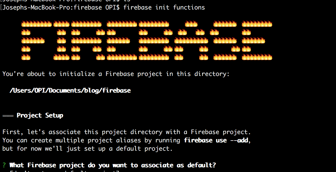 Real Time Database Triggers with Firebase Functions   Object