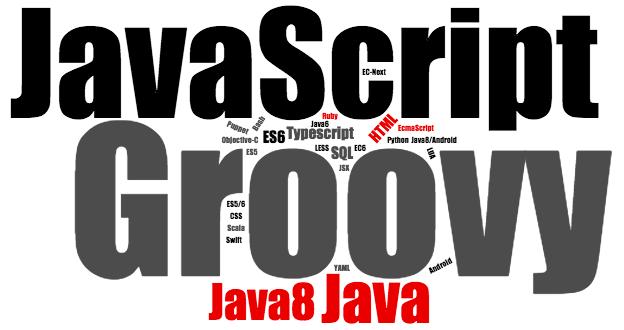 Android, Bash, CSS, EC-Next, ES5, ES6, EcmaScript, Go, Go YAML, Groovy, Groovy , HTML, JSX, Java, Java6, Java8, Java8/Android, JavaScript, LESS, LUA, Objective-C, Puppet, Python, Ruby, SQL, Scala, Swift, Typescript